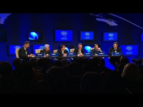 Davos Annual Meeting 2011 - What Is the New Economic Reality?