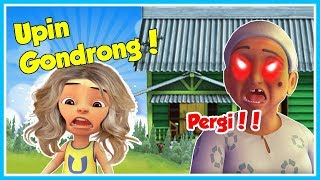 UPIN HAVE LONG HAIR!! A big angry opah, Upin!! -ROBLOX UPIN IPIN