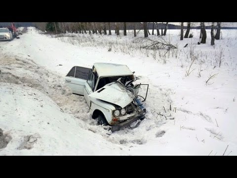 Videos Of Car Crashes In Russia