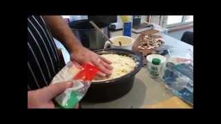 Slow Cooker Vegetarian Lasagna