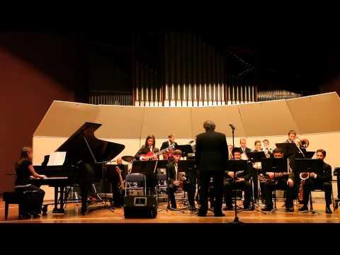 SCF Jazz Ensemble - Blues Dues