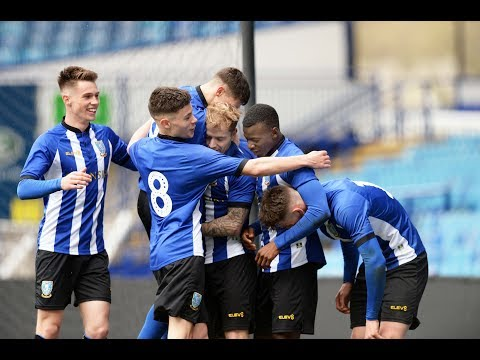 U23s | Sheffield Wednesday 5 Crystal Palace 1