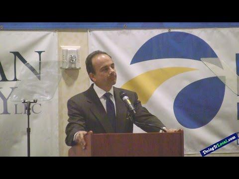 Mayor Ganim State Of City Speech 2017