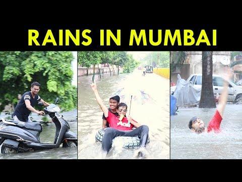 Mumbai RAINS | Funcho Entertainment | Dhruv Shah | Shyam Sharma