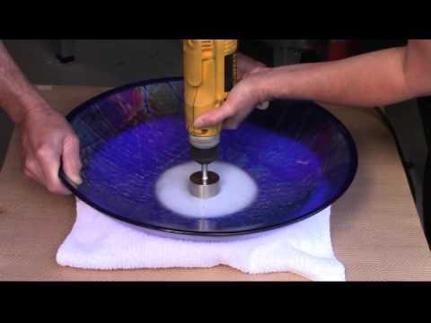 Gentil Making A Fused Glass Sink With Lisa Vogt