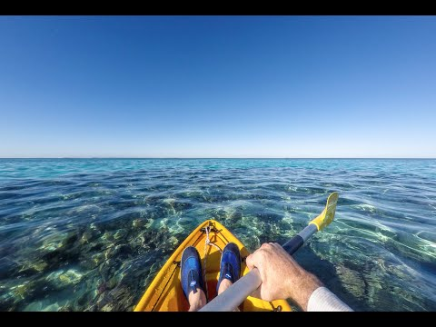 Sailing Fitzroy Reef Video, Learning By Doing EP32