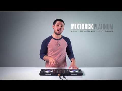 Mixtrack Platinum Tutorial