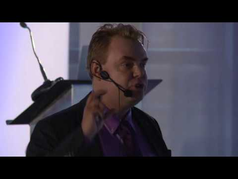 "Rick Falkvinge: ""Decentralized Web a vision for the future"""