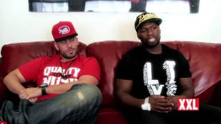 50 Cent Downplays Lil Wayne Beef (May 2012)