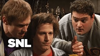 Fraternity Schooling - SNL