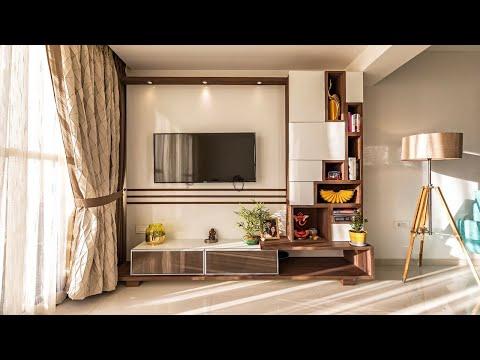 2 Bhk Apt Interior Design Cost Effective Design Simple And Beautiful Kams Designer Zone Pune Youtube
