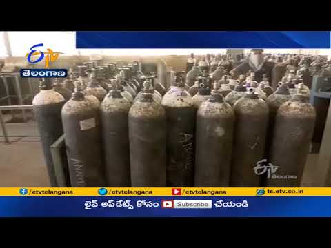 Telangana Faces Shortage of Medical Oxygen  Cylinders | Amid Rising COVID-19 Cases