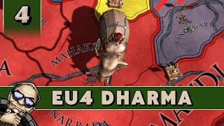Europa Universalis 4 Dharma - Part 4 - Let's Play EU4 as Delhi