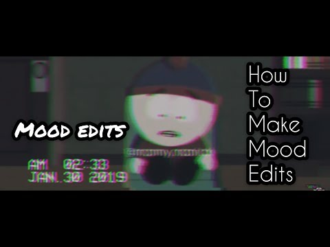 How to make mood edits on android in 2019