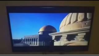 شاهد .. لحظة بث الأذان على التلفزيون الإسرائيلي