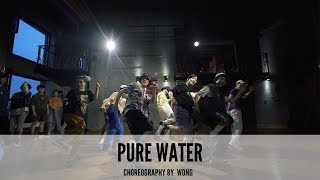 Pure Water - Choreography by Wong