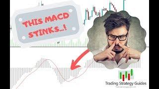 Meta Trader Standard MACD Indicator Stinks   Our Free Savvy MACD