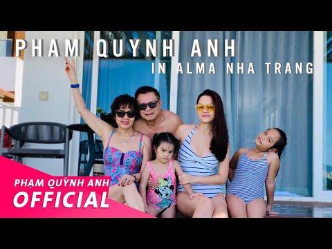 Phạm Quỳnh Anh Cùng Gia Đình Tại Alma Resort | Phạm Quỳnh Anh Vlog