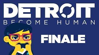 Detroit: Become Human — Finale: Battle for Detroit + Chloe