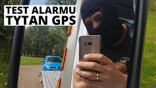 Próba kradzieży VW POLO - test alarmu Tytan GPS DS512