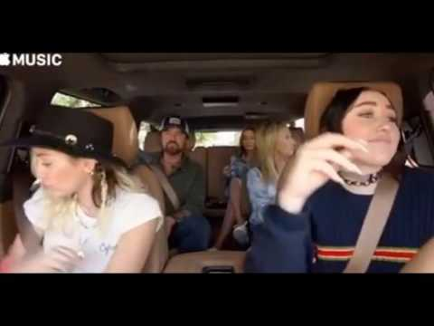 Carpool Karaoke' episode ft The Cyrus Family premieres August 8th on Apple Music!
