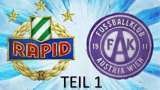 REPORTAGE - Austria Wien vs. Rapid Wien (Derby) TEIL 1 von 2