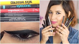 All About Eyeliners | Sonal Sagaraya