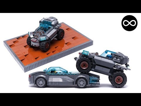 lego ninjago city car moc building instructions youtube. Black Bedroom Furniture Sets. Home Design Ideas