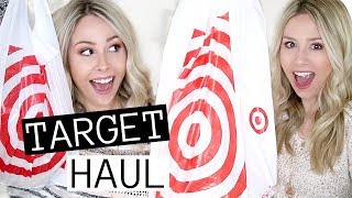 HUGE TARGET HAUL | Clothing, Makeup, and MORE!