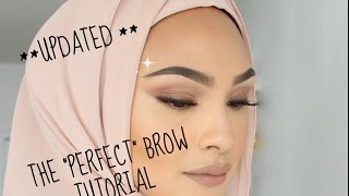 "THE ""PERFECT"" BROW! *NEW*"