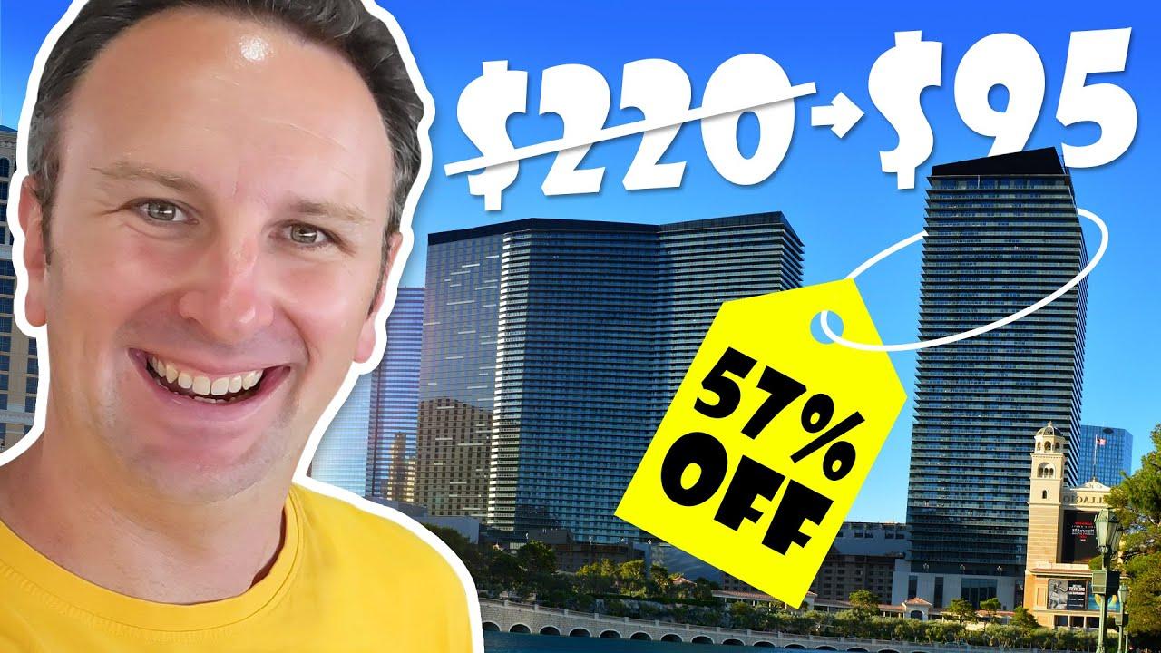 13 Ways to SAVE MONEY on LAS VEGAS HOTELS
