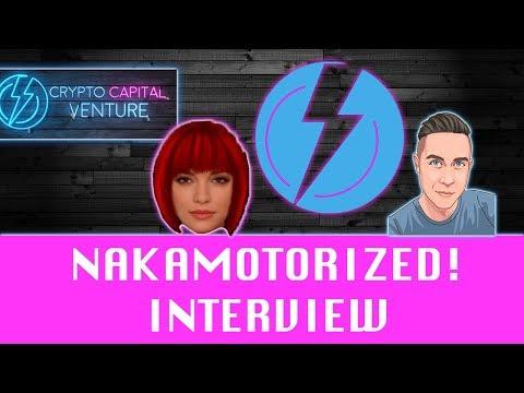 Interview W/ Sakura From Nakamotorized! - Litecoin Price Prediction & More!