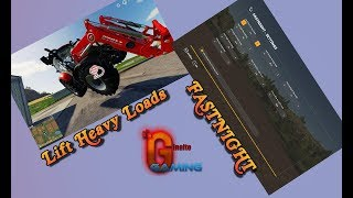 "[""farming simulator 19 mod FastNight vs Lift Heavy Loads"", ""Lift Heavy Loads"", ""fs13"", ""fs15"", ""fs17"", ""fs19"", ""tractoes"", ""agricultura"", ""simulacao"", ""mods"", ""jogos"", ""pc"", ""ginaitejmmm2171983""]"