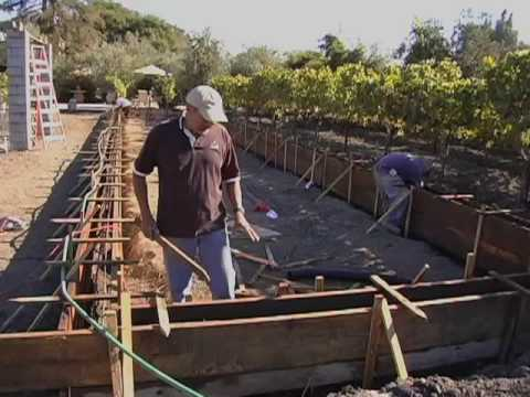 Learn How To Build A Bocce Ball Court With Pedro Ceja At Vineyards In Carneros You