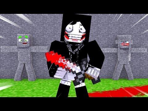 100% UNSICHTBAR vor DEM KILLER?! - Minecraft WOLF