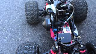 Losi XXL-2 Gas Monster Truck additional thoughts and questions
