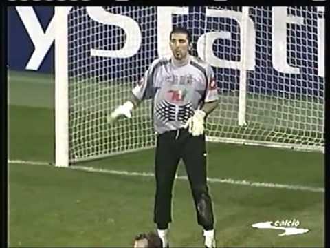 Bayer Leverkusen - Juventus 3-1 (12.03.2002) 5a Giornata, 2a Fase CL.