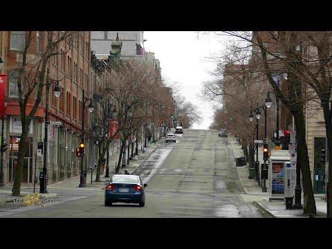Montréal: Les effets de la pandémie / How Covid-19 epidemic affects us 4-25-2020