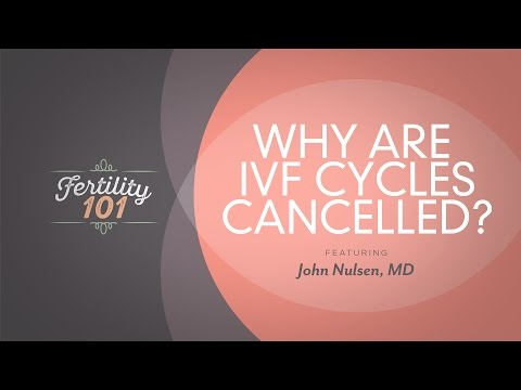 Why IVF Cycles Are Sometimes Cancelled