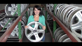 Factory Original Kia Soul Rims & OEM Kia Soul Wheels – OriginalWheel.com