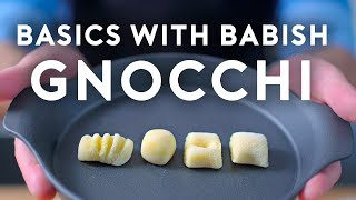 Gnocchi | Basics with Babish