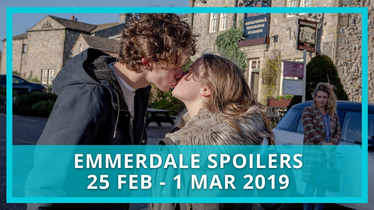 Emmerdale spoilers: 25 February - 1 March 2019