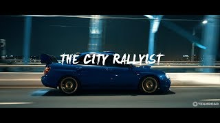 THE CITY RALLYIST : SUBARU WRX STI