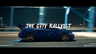THE CITY RALLYIST : SUBARU WRX STI