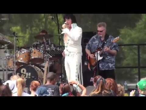 MATT KING at Michigan Elvisfest 2014