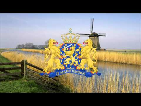 "Kingdom of the Netherlands (1815-****) ""Wilhelmus"""
