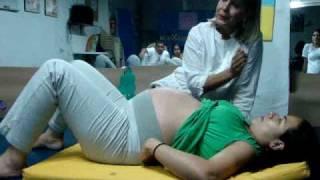 Instrucción para trabajo de parto