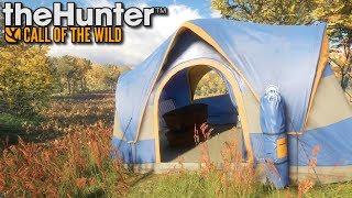 Namioty | theHunter: Call of the Wild (#9)