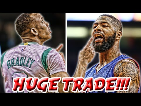 STRANGEST TRADE SO FAR! AVERY BRADLEY TO PISTONS?? KCP TO LAKERS OR NETS?? | NBA NEWS