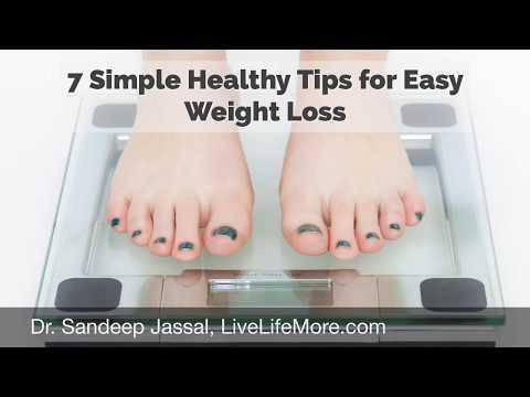 7-weight-loss-tips-that-work-100%---hindi---25-years-lifestyle-&-wellness-coach---dr-sandeep-jassal